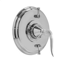 Thermostatic Shower Set with Jefferson Elite II Handle and Two Volume Controls