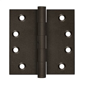 """4""""x 4"""" Square Hinges Product Image"""