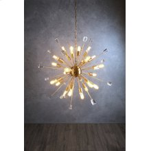 NK Warner Chandelier
