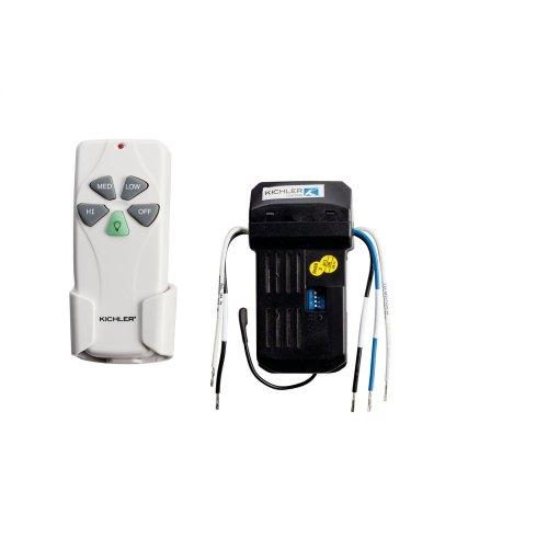 Universal Fan Remote Control White