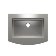 "Classic+ 000151 - farmhouse stainless steel Kitchen sink , 30"" × 18"" × 8"""