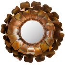 Lotus Mirror - Burnt Copper W / Clear P / Coat Product Image