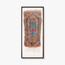 0300980016 Vintage Anatolian Rug Wall Art