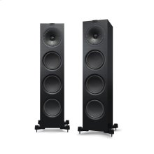 Satin Black Q950 Floorstanding Speaker