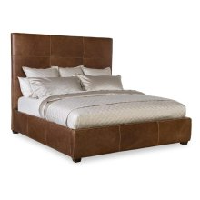 QUINTIN KING BED - BRIZO HAZELNUT