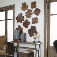 Kalani Wood Wall Decor, S/3