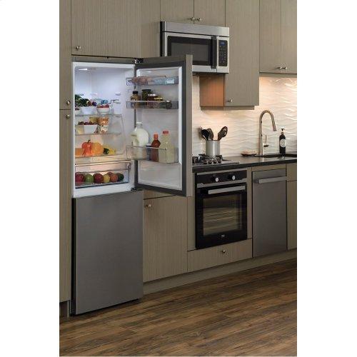"""24"""" Counter Depth Bottom Freezer Refrigerator"""
