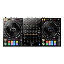 4-channel performance DJ controller for Serato DJ Pro (Black)