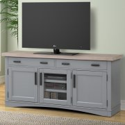 AMERICANA MODERN - DOVE 63 in. TV Console Product Image
