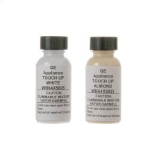 White and Almond Paint Touch Up Kit, .6 ounces