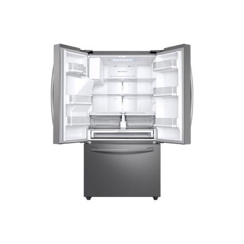 28 cu. ft. 3-Door French Door Refrigerator with CoolSelect Pantry in Stainless Steel