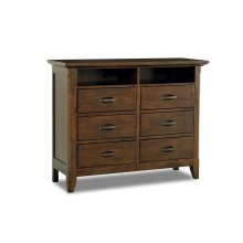 Bedroom Media Chest 845-682 MCHES