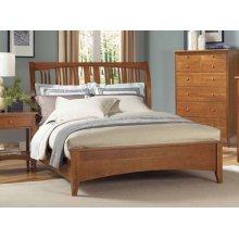 E King Sleigh Bed