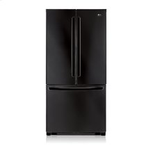"3 Door French Door Refrigerator with Ice Maker (33"" Width)"