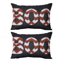 S/2 Boo Pillow