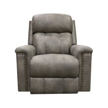 EZ Motion EZ1C00 Swivel Glider Recliner with Nails EZ1C70N