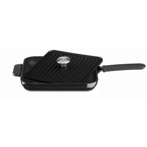 Grill and Panini Press - Onyx Black