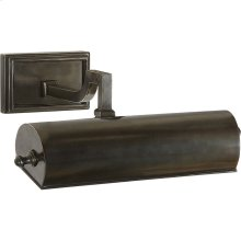 Visual Comfort AH2700GM Alexa Hampton Dean 40 watt 11 inch Gun Metal Picture Light Wall Light