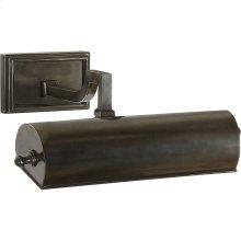 Visual Comfort AH2700GM Alexa Hampton Dean 40 watt 11 inch Gun Metal Picture Light Wall Light