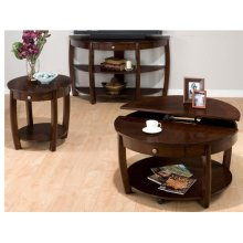 England Living Room Table Group J436