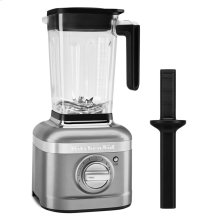 K400 Variable Speed Blender with Tamper - Contour Silver