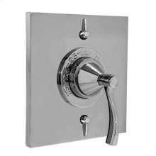 Thermostatic Shower Set with Maya Handle and Two Volume Controls