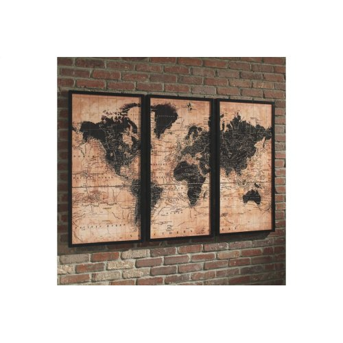 Wall Art Set (3/CN)