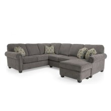 RHF Sofa with Chaise