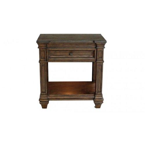 Drawer Bedside Table
