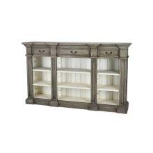 Genoa Open Bookcase