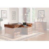 GRAND MANOR GRANADA Executive Desk Top Product Image