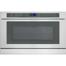 """Under Counter Microwave Oven with Drawer Design, 24"""" Product Image"""