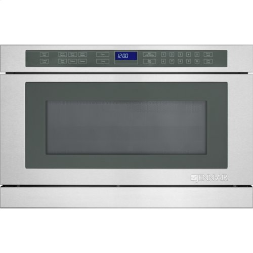 "Under Counter Microwave Oven with Drawer Design, 24"" LAST ONE, REDUCED!!!!! DISPLAY ITEM!"