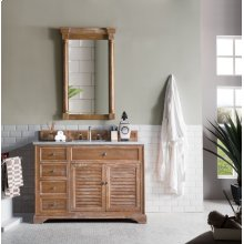 """Savannah 48"""" Single Bathroom Vanity"""
