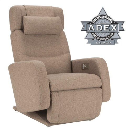 Perfect Chair® PC-8500 - Flax Performance Tweed