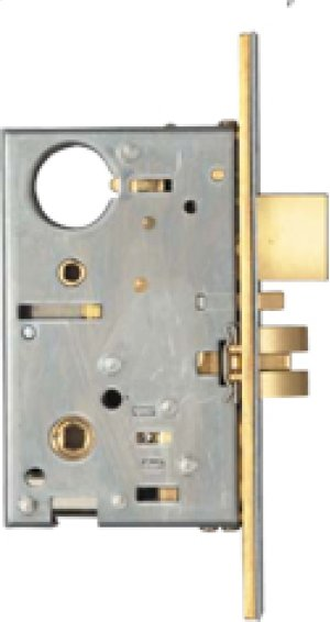 Mortise Lock for Entrance handle sets with Knob Product Image