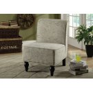 ACCENT CHAIR - VINTAGE FRENCH TRADITIONAL FABRIC Product Image