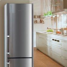"""24"""" Freestanding Refrigerator & Freezer Premium, NoFrost ~ door hinges left, without IceMaker"""
