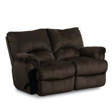 Alpine Double-Rocking Reclining Loveseat
