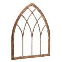 Salvage Lancet Window Panel