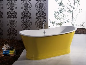 BALMORAL Cast Iron Bath Product Image