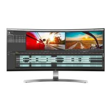 34'' Class 21:9 UltraWide® WQHD IPS Thunderbolt Curved LED Monitor (34'' Diagonal)