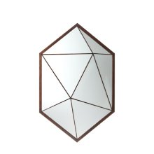 Vlad Hexagonal Wall Mirror