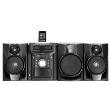 Home Audio Unit with 350 Total Watts