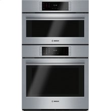 Bosch Benchmark Sgl Oven, Combi-Ready HSLP751UCC