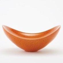 Swoop Bowl-Orange