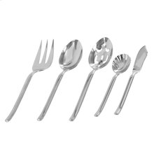 ZWILLING Stainless Steel Flatware 5-pc Flatware serving set