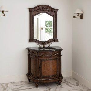 Demilune Sink Chest - Dark Product Image