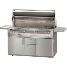 """56"""" Standard All Grill with Cart"""