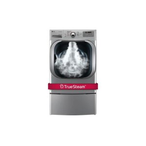 9.0 cu. ft. Mega Capacity Electric Dryer w/ TrueSteam® Product Image